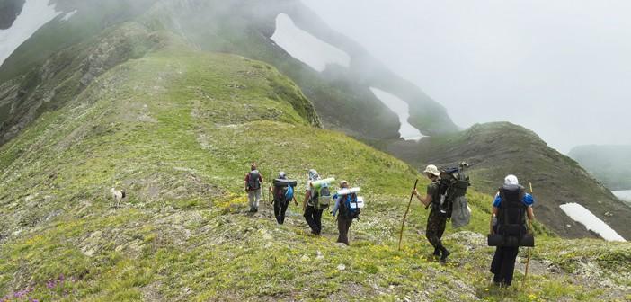 Wandern Checkliste