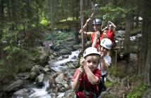 Klettergarten Fun Forrest Montafon