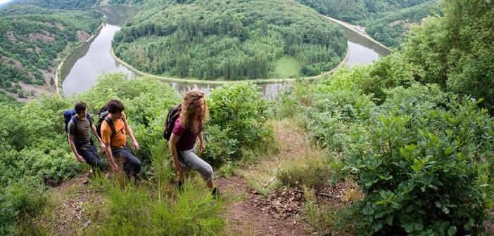 Saar Hunsrück Steig Wandern