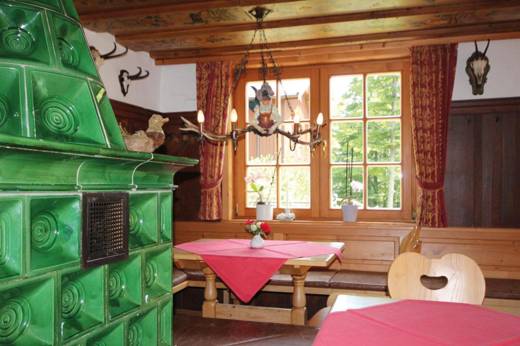Restaurant Berghotel Sudelfeld