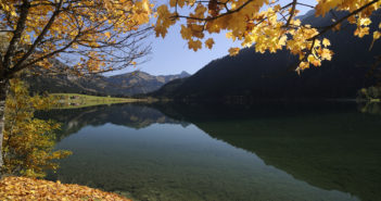 Herbst Tannheimer Tal