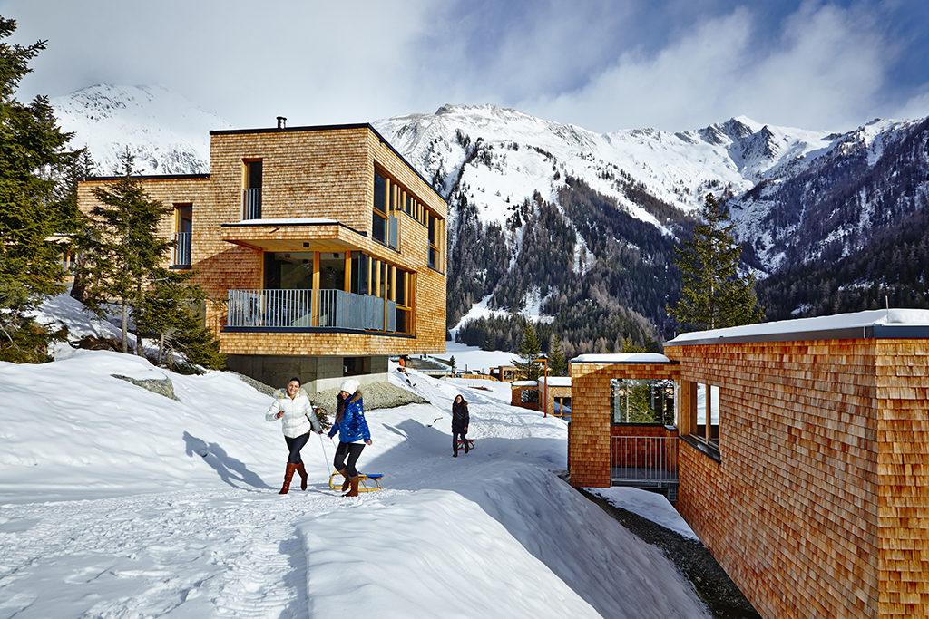 Wanderhotel Osttirol Gardonna
