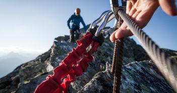 Einsteigerklettersteige in Österreich