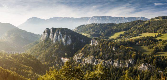 Wandern in Niederösterreich: Die Wiener Alpen