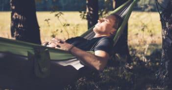 Die Hängematte Camping von CNOC im Test